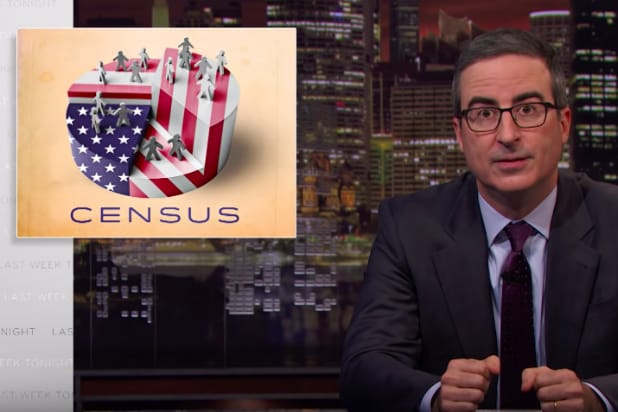 John Oliver Uses the US Census to Expose Mickey Mouse's 'Really Serious Cocaine Problem' (Video)