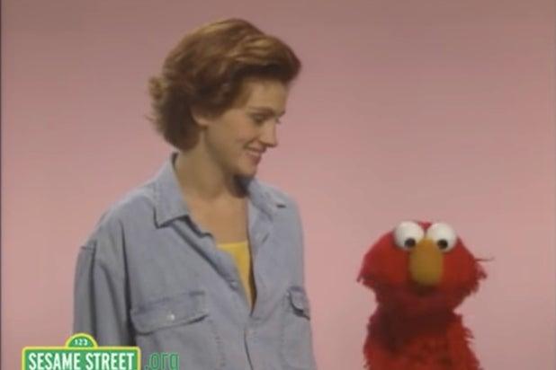 Julia Roberts Sesame Street