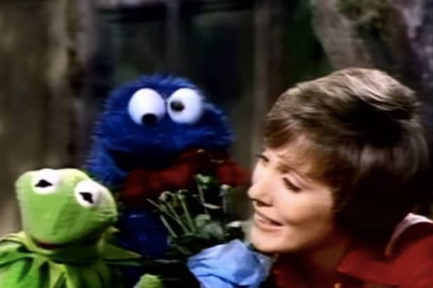 Julie Andrews Sesame Street