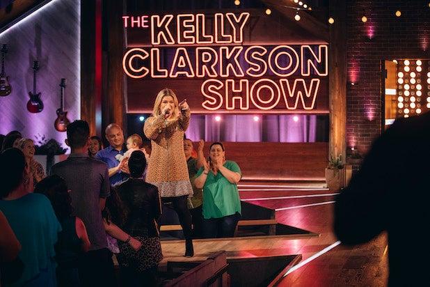 The Kelly Clarkson Show - Season 1