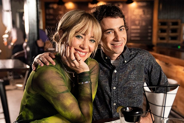 HILARY DUFF, ADAM LAMBERG