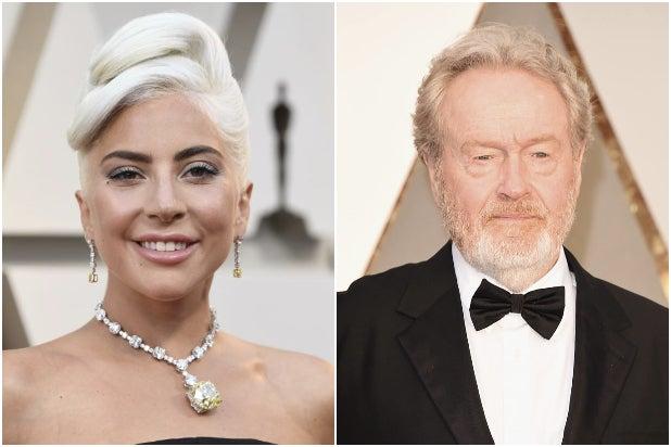 Lady Gaga Ridley Scott