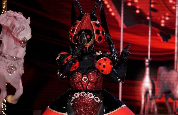 Ladybug Masked Singer