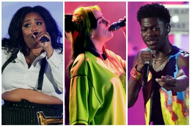 2020 Grammys Full Show.2020 Grammy Nominations Lizzo Billie Eilish And Lil Nas X