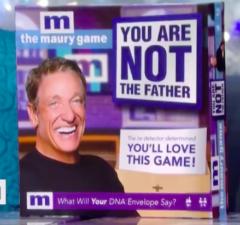 Maury Game