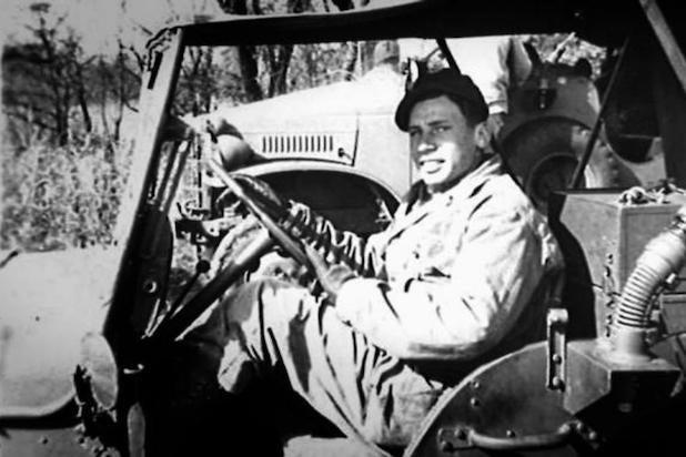 Mel Brooks WWII