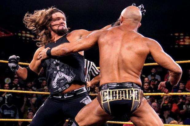 NXT WWE