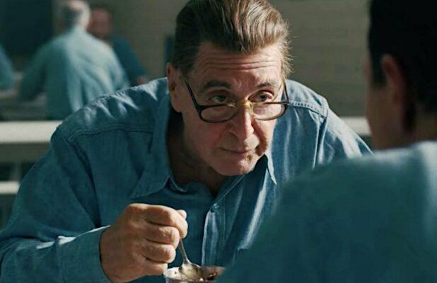 Al Pacino Ice Cream Irishman