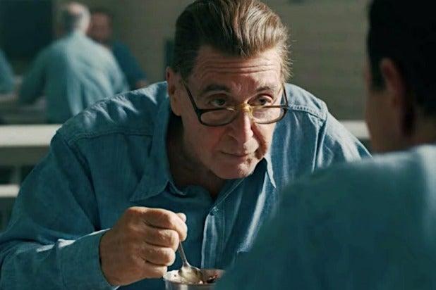 'The Irishman' Draws 13.2 Million Viewers in First 5 Days on Netflix, Nielsen Says