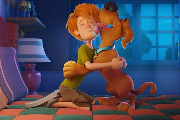 'Scoob!' Trailer Reveals Scooby Doo and Shaggy's Origin Story (Video)