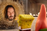 The SpongeBob Movie: Sponge On the Run Keanu Reeves