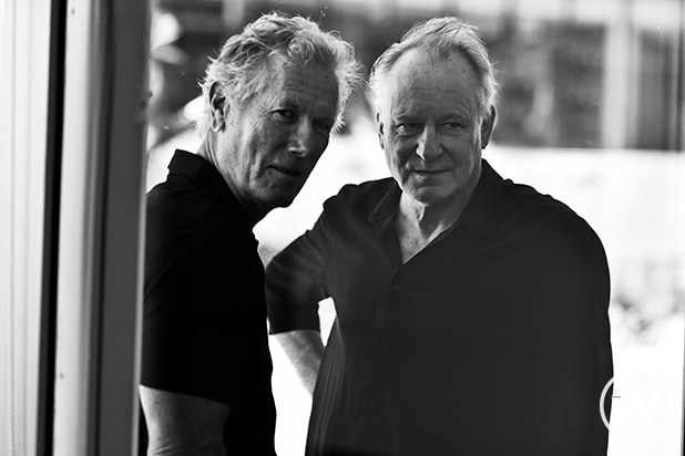 Stellan Skarsgård and Hans Pettre Moland, Out Stealing Horses