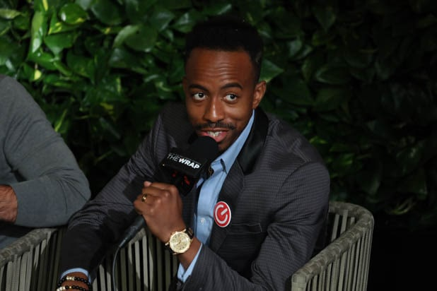 Malik Forte at the Gaming Grill 2019