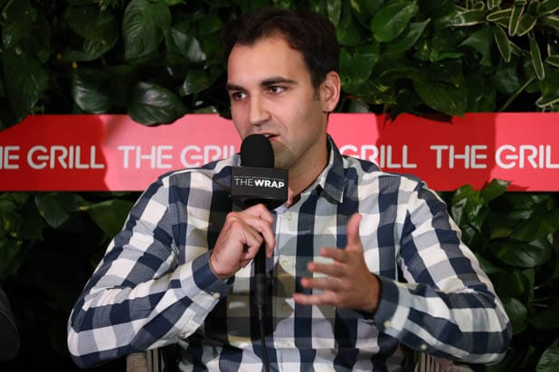 Mark Vela at the Gaming Grill 2019