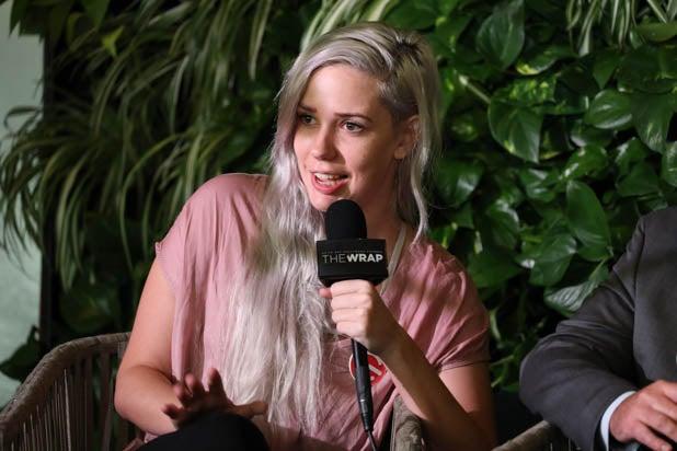 Alanah Pearce at the Gaming Grill 2019