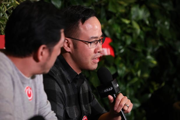 Damon Lau at the Gaming Grill 2019