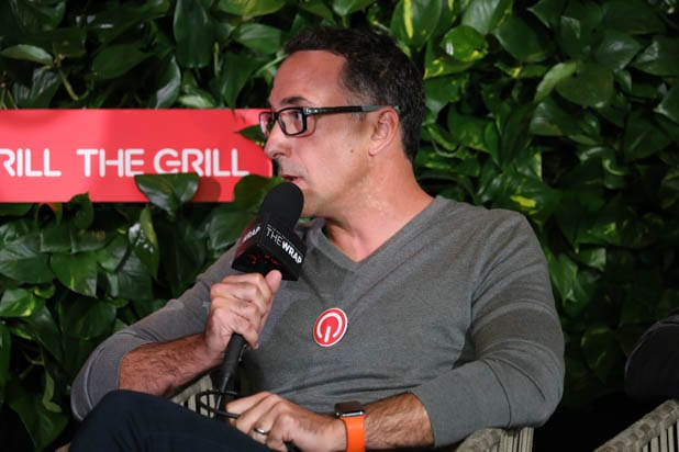 Mike Pusateri at the Gaming Grill 2019