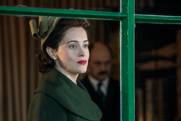 Image result for claire foy the crown