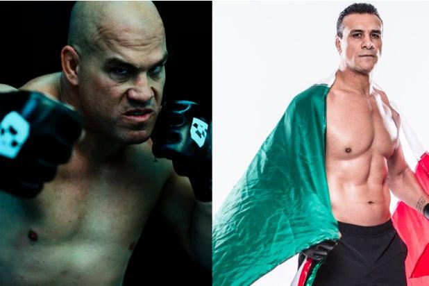 Tito Ortiz vs. Alberto Del Rio