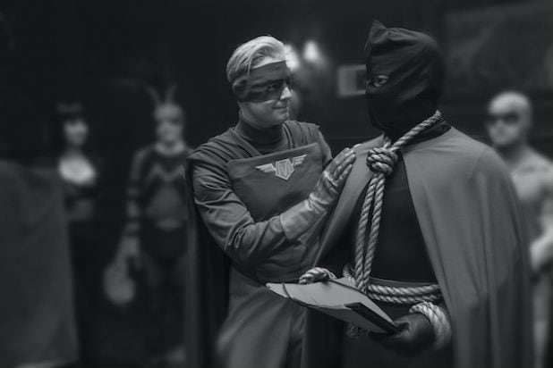 「hooded justice before watchmen」的圖片搜尋結果