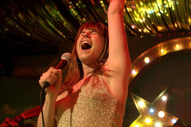 Jessie Buckley in Wild Rose