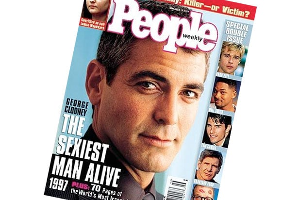 george clooney people