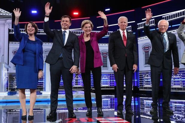 Democractic Debate
