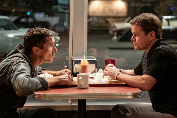 Ford V Ferrari Film Review Christian Bale And Matt Damon Drive