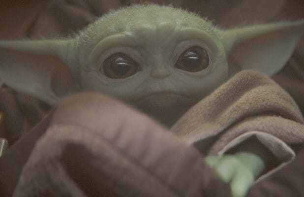 Rian Johnson Had Been 'Holding the Secret' of Baby Yoda in