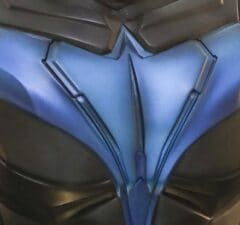 Nightwing chestplate DC Titans