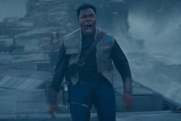 Star Wars Rise of Skywalker Finn John Boyega
