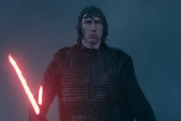 Star Wars Rise of Skywalker Kylo Ren Adam Driver