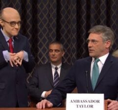 snl saturday night live john hamm bill taylor kate mckinnon rudy giuliani