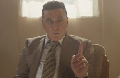 The Irishman': Martin Scorsese on De-Aging De Niro and