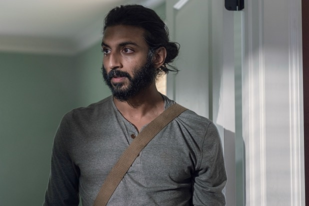 the walking dead twd what just happened with siddiq and dante