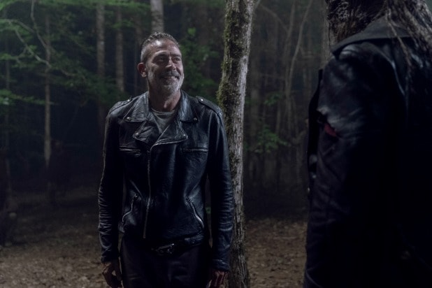 what happens next with negan and whisperers in the comics