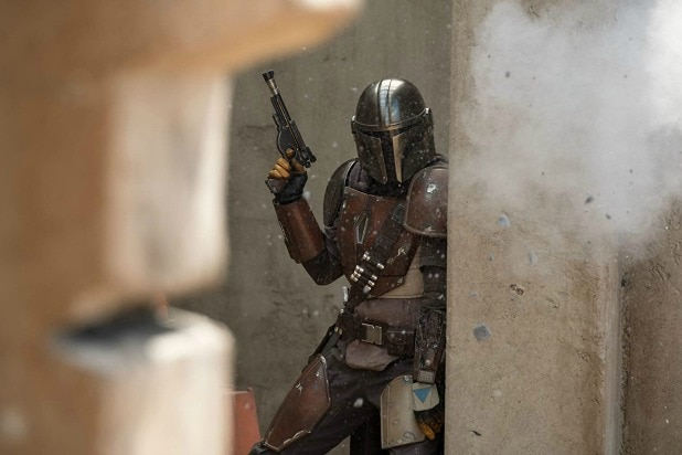 when does the star wars mandalorian take place disney plus