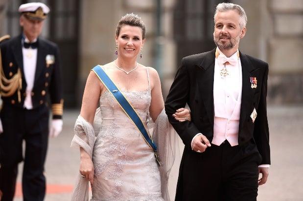 Ari Behn and Princess Martha Louise
