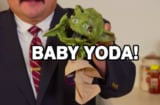 Baby Yoda Jimmy Kimmel