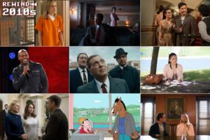 Netflix rewind 2010s