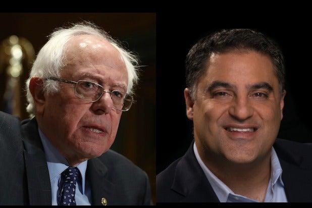 Bernie Sanders Retracts Endorsement of Congressional Candidate Cenk Uygur