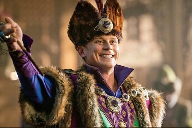 Billy Magnussen Aladdin