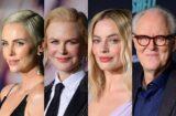 Bombshell Charlize Theron Nicole Kidman Margot Robbie John Lithgow