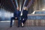 Bryan Stevenson with Sharon Waxman