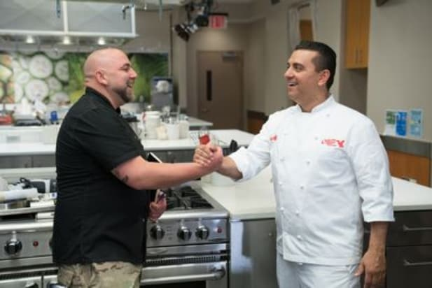 Food Network Renews Buddy Vs. Duff for Extended Second Season