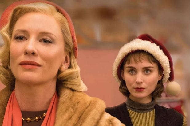 Carol Cate Blanchett Rooney Mara Best Movies of Decade