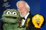 Caroll Spinney Oscar the Grouch Big Bird