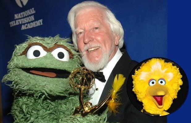 Caroll Spinney Big Bird S Longtime Puppeteer Dies At 85