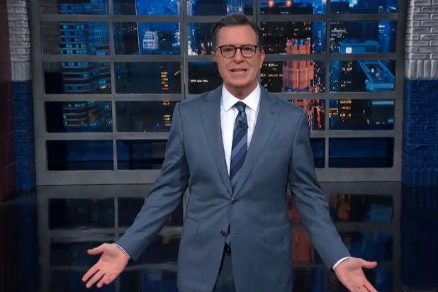 Colbert Trump Impeachment Ukraine
