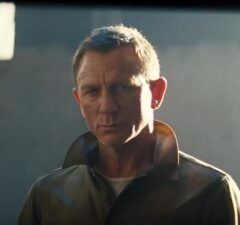Daniel Craig No Time to Die James Bond Teaser